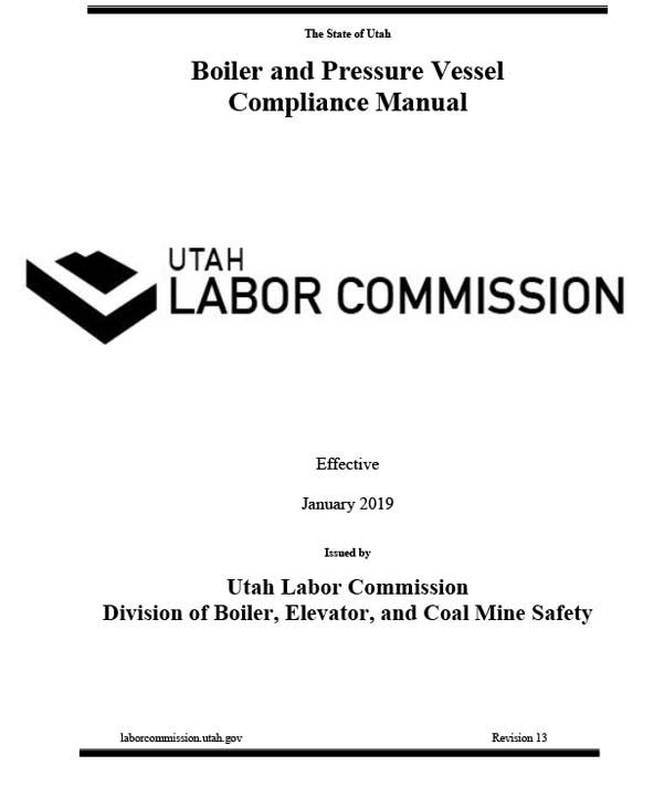 Boiler Compliance Manual