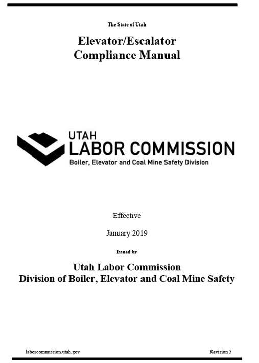 Elevator Compliance Manual
