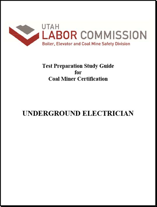 Underground Electrician Study Guide