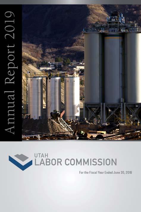 Labor Commission Annual Report 2018